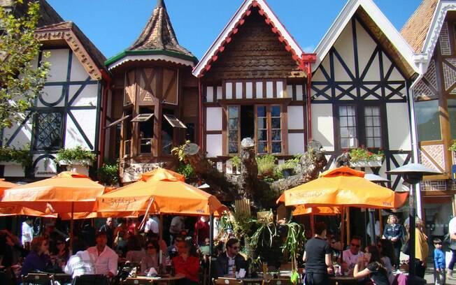 A Vila Capivari é o grande centro turístico da cidade