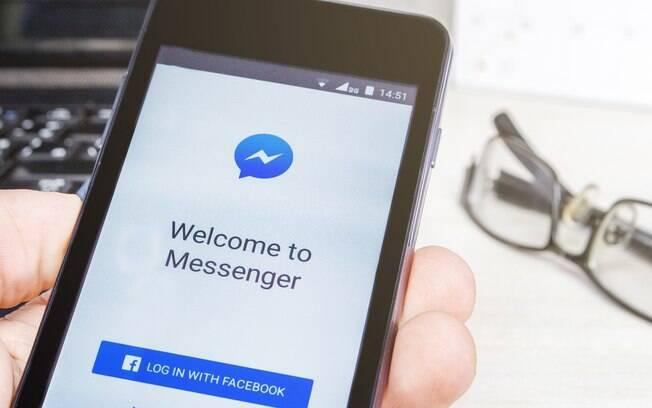 Messenger passa a limitar envio de mensagens