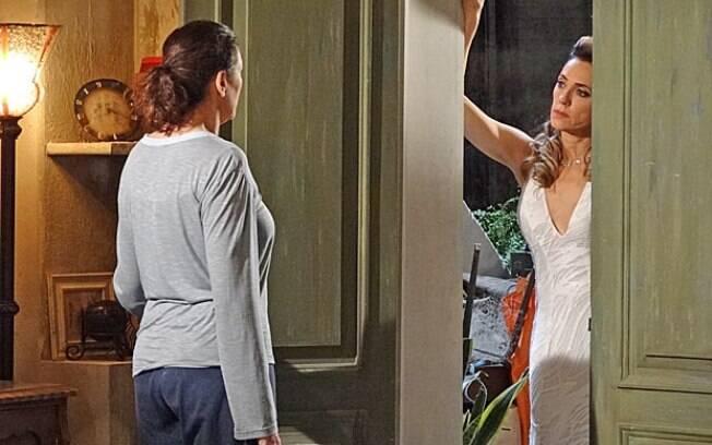 Tereza Cristina xinga Griselda