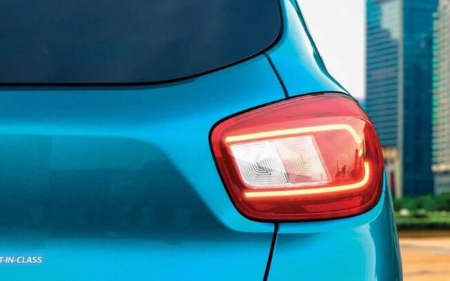 Renault Kwid azul