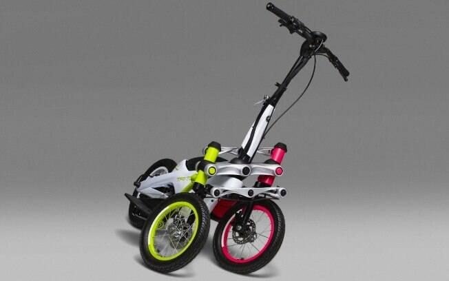 Yamaha Tritown une as tecnologias desenvolvidas para as suas motos de três rodas com a micromobilidade