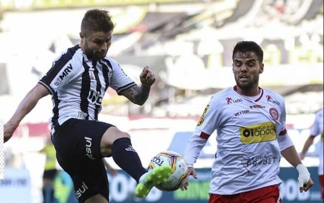 Atlético x Tombense