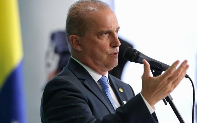 Ministro Onyx Lorenzoni divulgou 35 metas para os primeiros 100 dias do governo