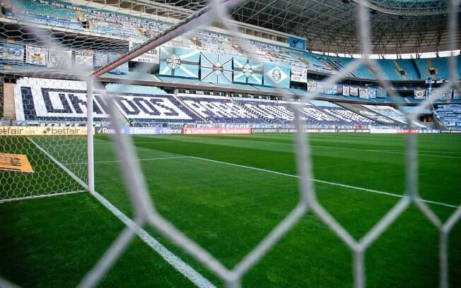 Arena do Grêmio receberá clássico