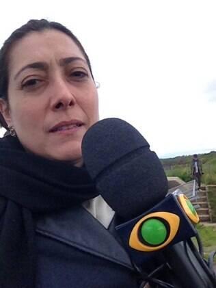 Sonia Blota é correspondente da
