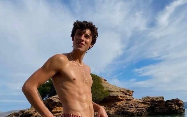Shawn Mendes na Espanha