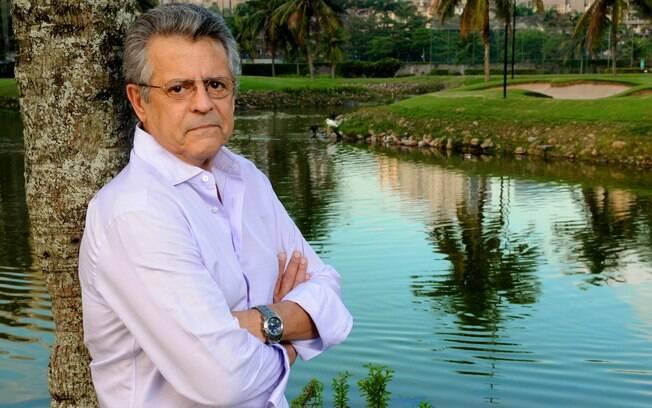 Marcos Paulo descobriu o câncer de esôfago em maio deste ano