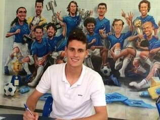 Pelas participações na seleção brasileira sub-20, Georgemy despertou interesse de clubes do exterior