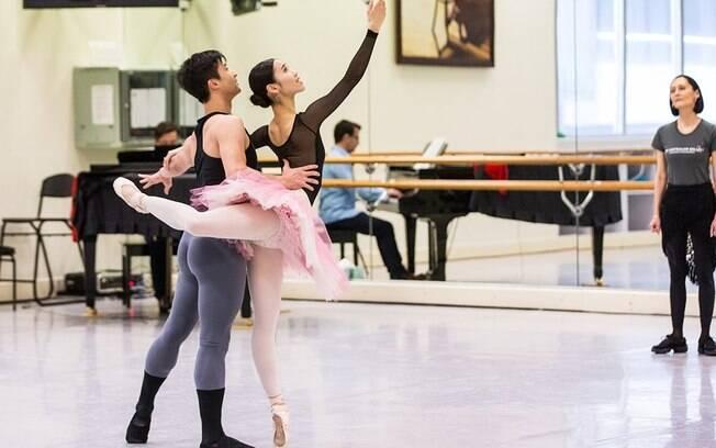 Confiar no parceiro é fundamental para a dança e também para o mundo corporativo