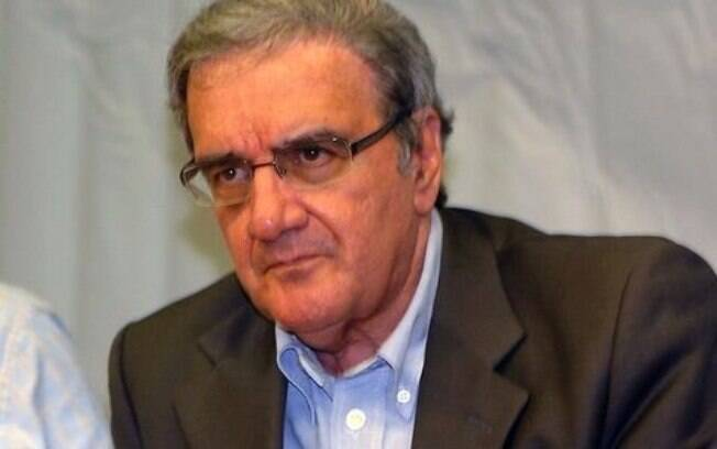 Luiz Gonzaga Belluzzo, ex-presidente do Palmeiras que articulou a construção do Allianz Parque