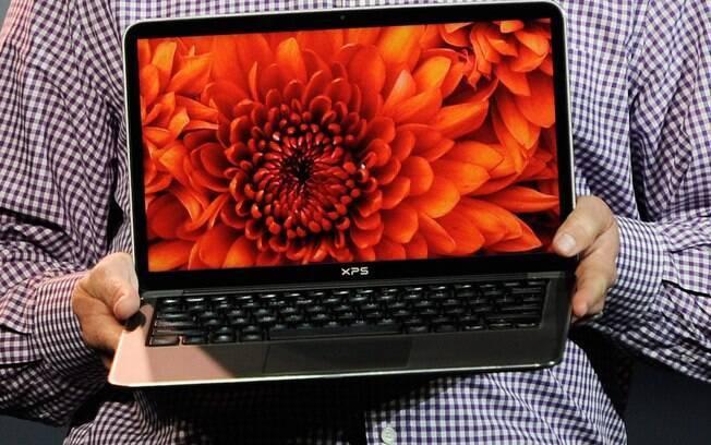 XPS 13, da Dell, é o primeiro da marca a chegar ao País
