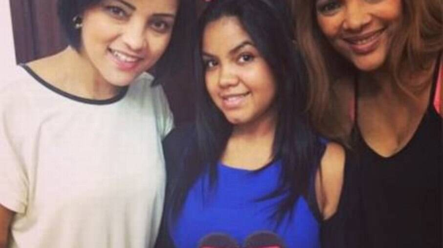 Simone, Rayane, Flordelis