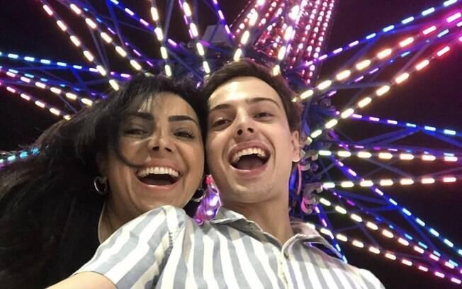 Eyshila e Lucas Santos
