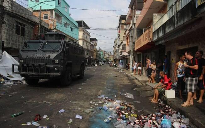 Polícia do Rio de Janeiro matou 142 pessoas no mês de maio de 2018