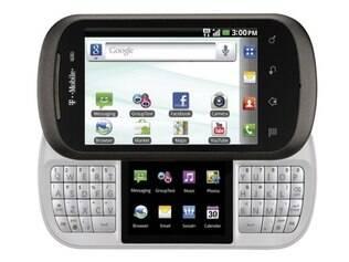 Celular com duas telas, LG DoublePlay