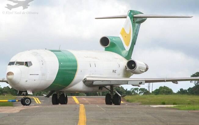 Vídeos mostram detalhes do processo de manutenção do primeiro Boeing 727 da ASAS