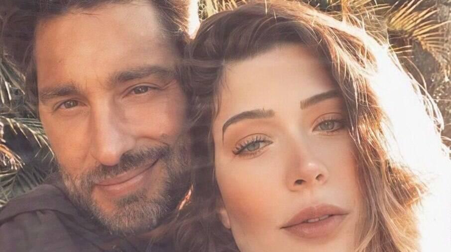 Esposa de Victor Pecoraro afirma que não vai ter ciúme