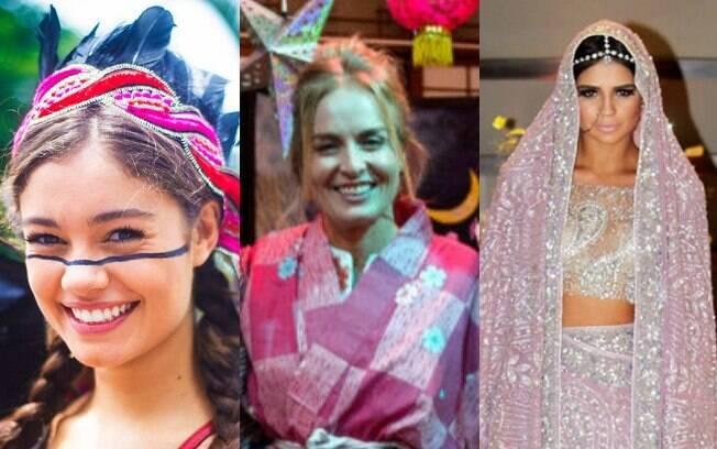 Com tantas opções de fantasias de carnaval, melhor evitar as que podem ofender outras pessoas, culturas e religiões