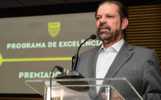 Reinaldo Bastos foi reeleito em Assembleia e organizará o Paulistão até 2022