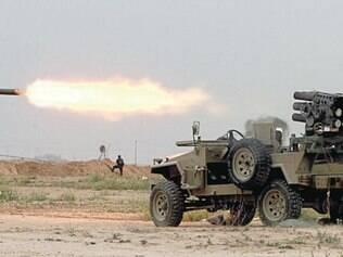 Exército lançou ataques contra posições do EI no centro de Tikrit