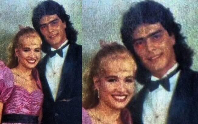 Junno Andrade no baile de debutante da apresentadora: 'Eu dancei com a Angélica a valsa dos seus 15 aninhos....'