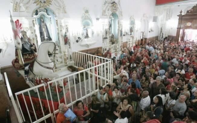 Dia de São Jorge no Rio de Janeiro