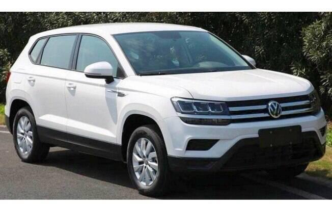 Volkswagen TareK: SUV poderá atrair aos que acham o Tiguan Allspace grande demais, mas o preferem ao Compass