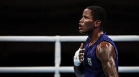 Em luta equilibrada, Wanderson Oliveira é eliminado por cubano