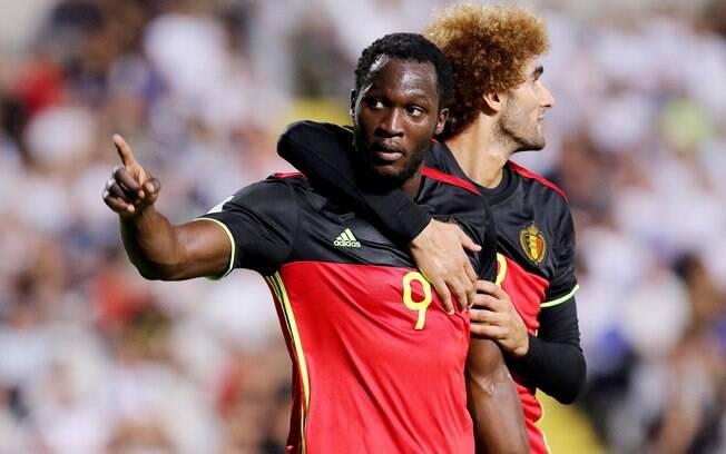 Bélgica é a única seleção europeia, além da anfitriã Rússia, garantida na Copa 2018