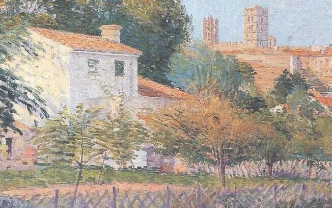 Historiador descobriu que mais da metade da coleção de um museu francês é composta por obras falsas de  Etienne Terrus