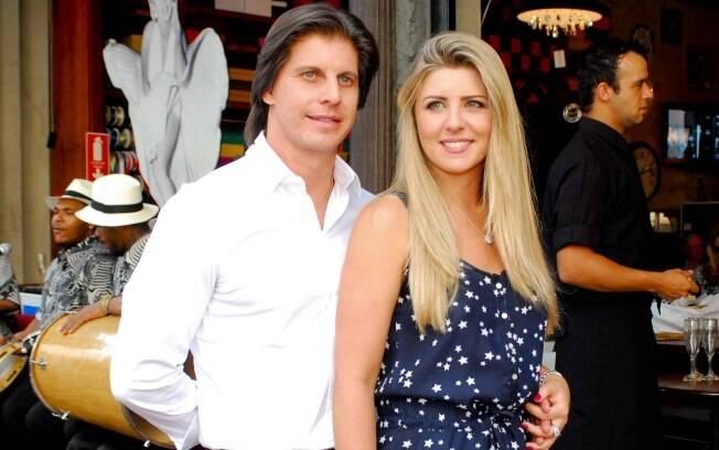 Íris Stefanelli e Jerônimo Teixeira: casamento marcado!