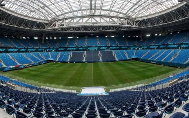 Estádios da Copa do Mundo Rússia tiveram ataques terroristas movidos por drone