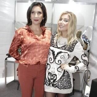 Zizi e Luiza Possi fazem show especial no Dia das Mães
