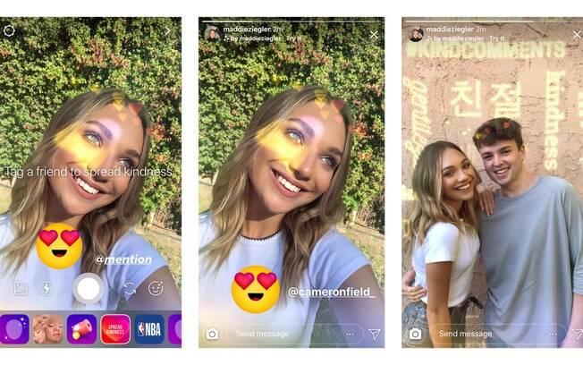 Segundo o Instagram, que disse se preocupar com o bem-estar de seus usuários e buscar um ambiente agradável na plataforma, o novo sistema contra o bullying funcionará de maneira proativa