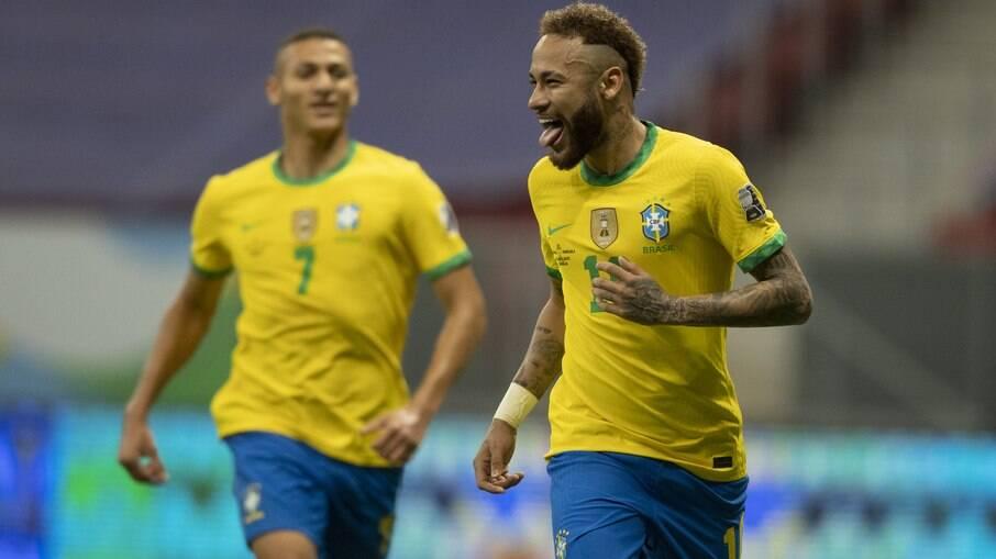 Brasil pega o Chile em busca de uma vaga na semifinal da Copa América