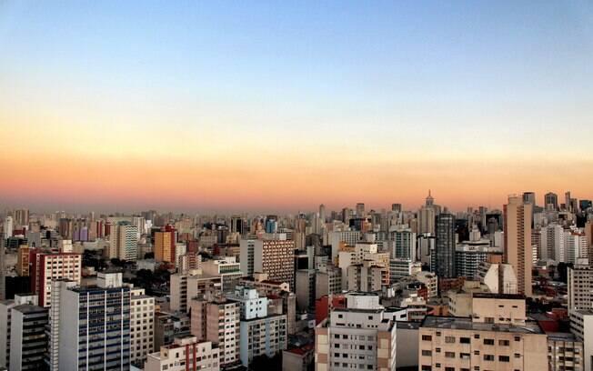 São Paulo tem dia ensolarado nesta quarta-feira