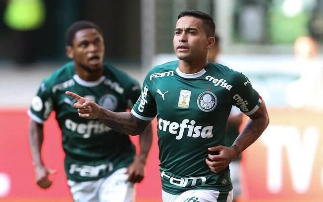Dudu está no Palmeiras desde 2015