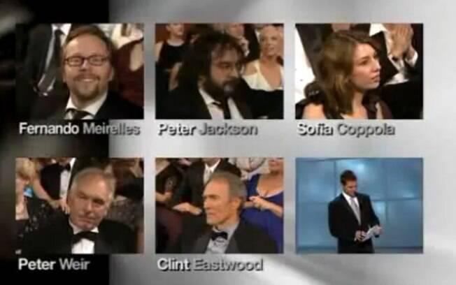 Em 2004, Fernando Meirelles marcou presença no Oscar, concorrendo por Melhor Diretor por