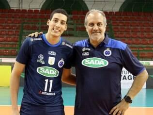 Técnico Marcelo Mendez gostou da contratação de Rodriguinho, de apenas 19 anos