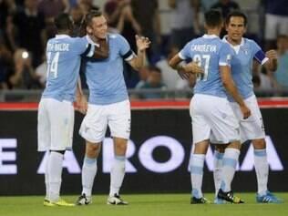 Lazio não tomou conhecimento do frágil Bassano e goleou por 7 a 0, com todos os gols na segunda etapa