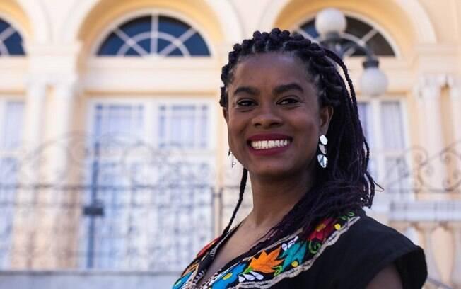 Vereadora eleita, Carol Dartora (PT)