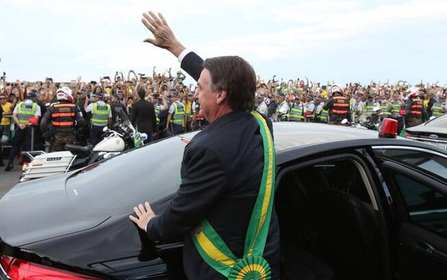 Congresso autoriza a compra de novos carros para a Presidência