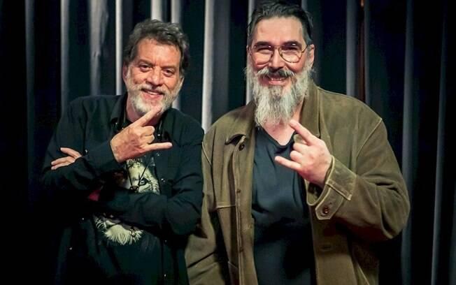 """Lobão é um dos convidados da nova temporada de """"Vamos Tocar"""" do canal Bis"""