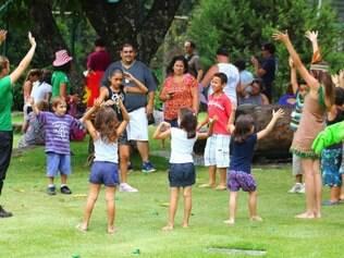 Programação.  O Vale Verde Parque Ecológico preparou diversas atividades para a garotada durante o feriado da Semana Santa