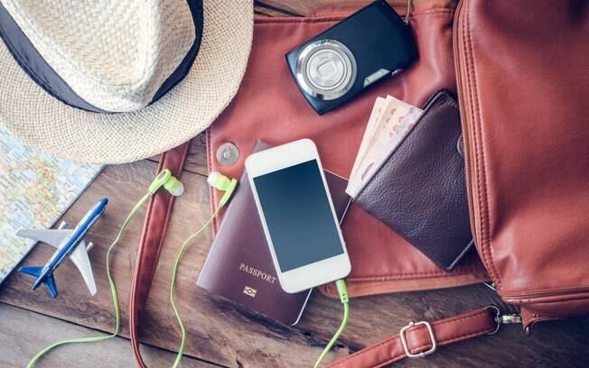 Especialista ensina como proteger objetos de valor durante viagem