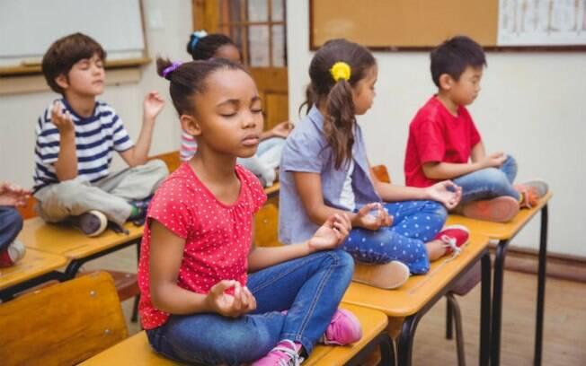 Além da vertente budista, a meditação para crianças pode ser hinduísta ou mesmo vir acompanhada de mindfulness