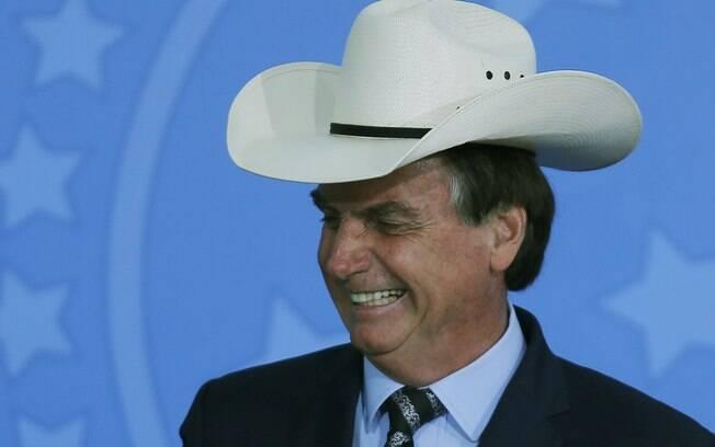Presidente Jair Bolsonaro falou sobre as eleições municipais deste ano