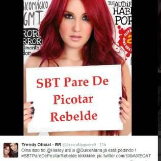 Fãs de 'Rebelde' se revoltam e lançam campanha na web