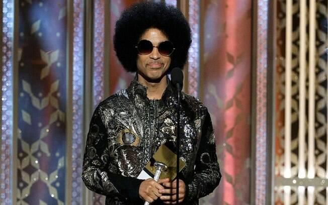 O cantor Prince foi encontrado morto em sua casa nesta quinta-feira (21). Foto: ig
