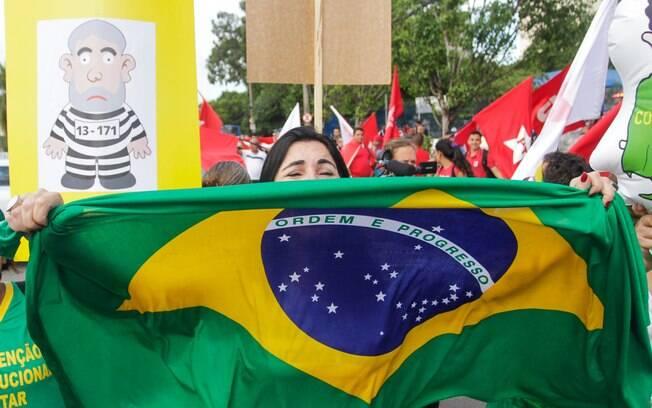 Manifestantes vão às ruas no próximo domingo (13) para pedir o impeachment de Dilma Rousseff